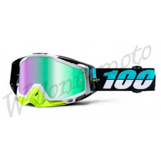 Очки 100% Mirror Green Lens  100% Racecraft St Barth 50110-155-02