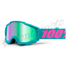 Очки 100% Mirror Green Lens  100% Accuri Passion 50210-165-02