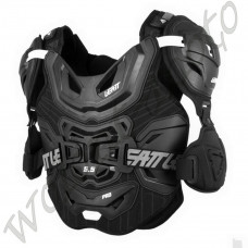 Панцирь Leatt XXL Черный Leatt Chest Protector Pro HD 5.5 5014101103