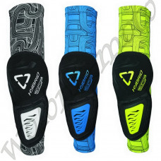 Налокотники Leatt 3DF Elbow Guard Hybrid размер:S/M Черно синий 5015400270