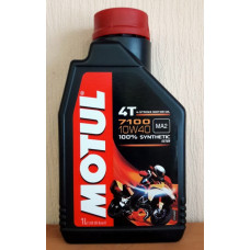 Моторное масло Motul 7100 (10w40) 100%Synthetic (1 литр)