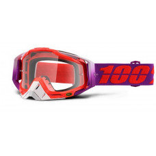 Очки 100% Racecraft Watermelon / Clear Lens (50100-195-02)