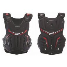 Панцирь Leatt Chest Protector 3DF AirFit Black/Red (5017120112)