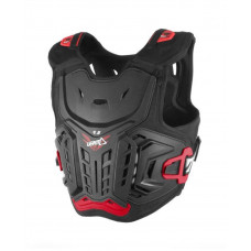 Панцирь подростковый Leatt Chest Protector 4.5 Junior Black/Red S/M (134-146) (5017120115)