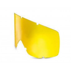 Линза для очков SCOTT Hustle MX SGL WKS yellow works 218814-114