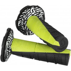 Грипсы SCOTT Grip Duece + Donut  black/green 230128-1043222