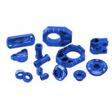Комплект крышек Zeta Billet Kit YZ250F/450F 14- синий ZE51-2346