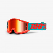 Очки 100% Accuri Passion Orange / Clear Lens (50200-197-02)