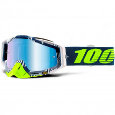 Очки 100% Racecraft Eclipse / Mirror Blue Lens (50110-224-02)