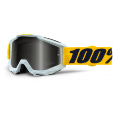 Очки 100% Accuri Athleto/Mirror Silver Lens 50210-210-02
