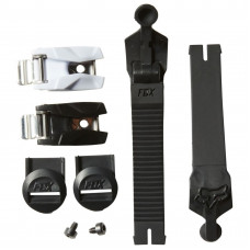 Стрепы к мотоботам с застежками Fox 180 Strap/Buckle/Pass Kit Black (21502-001-NS)