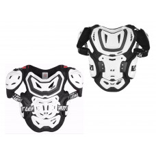 Панцирь Leatt Chest Protector Pro HD 5.5 белый 5014101102