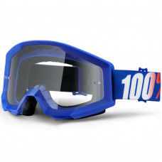 Очки 100% Strata Nation - Clear Lens 50400-236-02