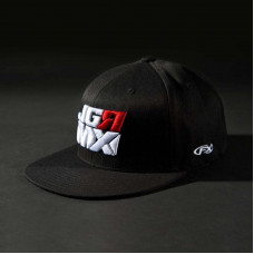 Кепка Factory Effex JGR Stacked Flex-Fit Hat размер:L/XL черный 17-88892