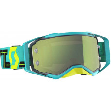 Очки Scott Prospect blue/teal/yellow (линза хром) 268178-5572289