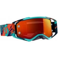 Очки Scott Prospect blue/orange (линза хром) 268178-1454280