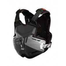 Панцирь Leatt Chest Protector 2.5 ROX Black/Brushed (5018100300)