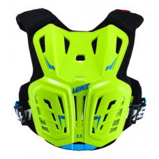 Панцирь подростковый Leatt Chest Protector 2.5 Junior Lime/Blue S/M (134-146) 5017120142