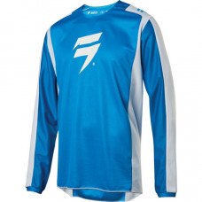 Джерси Shift Whit3 Label Race 2 Jersey Blue/White размер:XL (24402-025-XL)