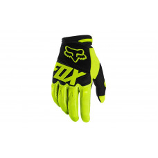 Перчатки Fox Dirtpaw Glove Race Flow Yellow размер:XXL (22751-130-2X)