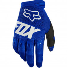Перчатки Fox Dirtpaw Race Glove Blue/White размер:XXL (22751-025-2X)