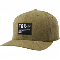 Бейсболка Fox Non Stop Flexfit Hat Olive Green размер:L/XL (23691-099-L/XL)