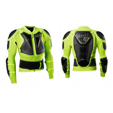Черепаха Fox Titan Sport Jacket Flow Yellow размер:M (24018-130-M)