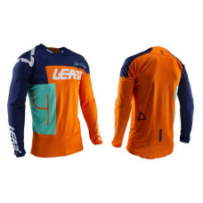 Джерси Leatt GPX 4.5 Lite Jersey Orange размер:S (5020001270)