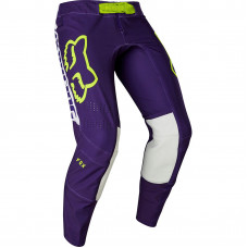 Штаны Fox Flexair Honr LE Pant Purple/Yellow размер:36 (25662-178-36)