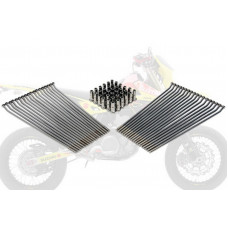 Комплект спиц+ниппел R19 Dachi SUS304 Spoke Set YZ250F 09-/YZ450F 09-  DC423-5058