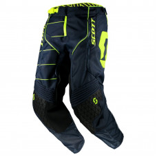 Штаны Scott Enduro blue/yellow размер:32 268620-1054321