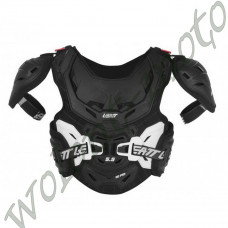 Панцирь Leatt Chest Protector 5.5 Pro черный 5014101111