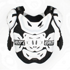 Панцирь Leatt Chest Protector 5.5 Pro Белый 5014101112