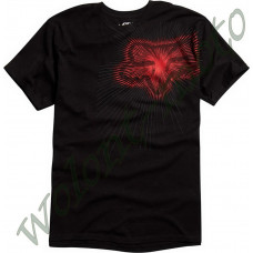Футболка Fox S Черный Fox Focused SS Tee 04848-001-003