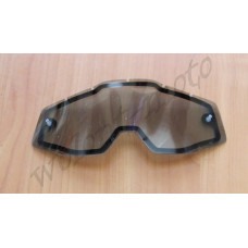 Линза 100%  Dual Pane Lens Anti-Fog Smoke 100% Racecraft/Accuri/Strata (51005-007-02)