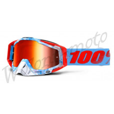 Очки 100% Mirror Red Lens  100% Racecraft Bobora 50110-154-02