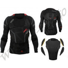 Защита тела Leatt Body Protector 3DF AirFit Размер:XXL (184-196) Черный 5014101213