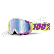 Очки 100% Mirror Blue Lens  100% Accuri Tootaloo 50210-172-02