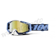 Очки 100% Mirror Gold Lens  100% Racecraft TieDye 50110-179-02