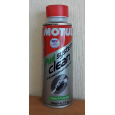 Присадка Motul Fuel System Clean