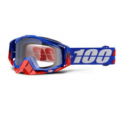 Очки 100% Racecraft Republic / Clear Lens (50100-187-02)