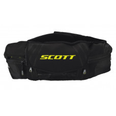 Сумка на пояс SCOTT Hip-Belt Six Days black/lime green 237325-2897223