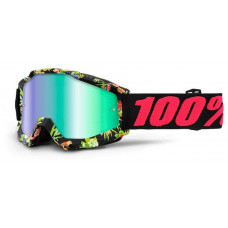 Очки 100% Accuri Chapter 11 / Mirror Green Lens (50210-209-02)