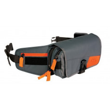 Сумка на пояс Fox Deluxe Toolpack Grey/Orange (15142-230-NS)