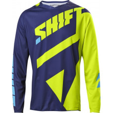 Джерси Shift Black Mainline Jersey Flow Yellow M (18764-130-M)