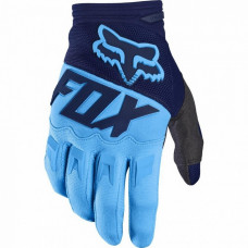 Перчатки Fox Dirtpaw Race Glove размер:L Синий с черным (17291-007)