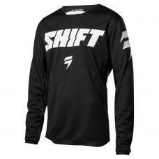 Джерси Shift White Ninety Seven Jersey Black размер:XL (19323-001-XL)