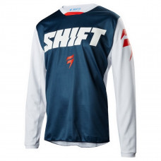 Джерси Shift White Ninety Seven Jersey Navy размер:XL (19323-007-XL)