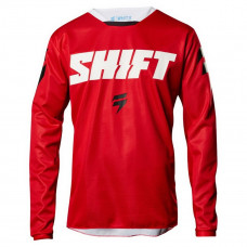Джерси Shift White Ninety Seven Jersey Red размер:XXL (19323-003-2X)