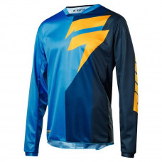 Джерси Shift White Tarmac Jersey Blue размер:XL (19326-002-XL)